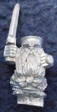 1990 Marauder Dwarf MM16/15 Longbeard Warhammer Army Citadel Longbeards MM16 GW