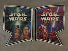 Star Wars Episode 1 SWE1 Pinball Cabinet Head Decals. Williams