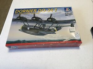 1/72 Italeri #122 Dornier DO-24T Reconnaissance Seaplane