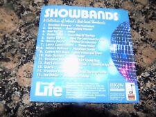CD  IRISH SHOWBANDS  COMPILATION  15 TRACKS ( PROMO DISC)
