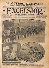 Patrol Cavalry Général Alexandru Averescu Romania Army Battle Turtucaia WWI 1916