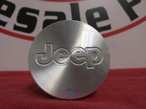 JEEP Replacement Silver Wheel Center Cap NEW OEM MOPAR