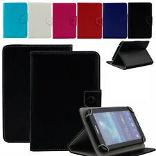 """Para 8"""" 8 in (approx. 20.32 cm) Tab Android Tablet PC universal Folio De Cuero Funda Cubierta Soporte La"""