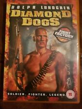 Diamond dogs dvd-  Dolph Lundgren