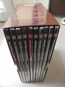 OPERA COMPLETA BOX COFANETTO 10 DVD PAOLO RUMIZ RACCONTA LA GRANDE GUERRA