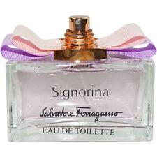 Signorina by Salvatore Ferragamo EDT Spray 3.4 oz Tester