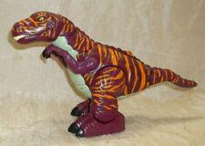 Fisher-Price Imaginext Systems Raider Allosaurus T Rex Dinosaur 2006 Walks Roars