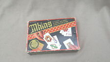 Vintage 1983 Mhing A Classic Card Game Based On Mah Jongg Very Good Condition