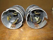 Lot of 2 Cooper Hart-Lock CS8265 50A 250v 2P-3W