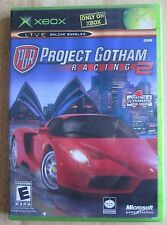 Project Gotham Racing 2 (Microsoft Xbox, 2003) Great Condition