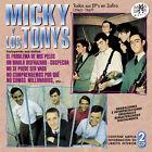 MICKY Y LOS TONYS-TODOS SUS EP'S EN ZAFIRO-2CD