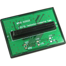 SCSI U320 LVD/SE Terminator internal 68 Pin mini Sub-D female