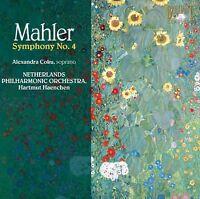 NETHERLANDS PHILHARMONIC ORCHESTRA - MAHLER: SINFONIE 4  CD NEW MAHLER,GUSTAV