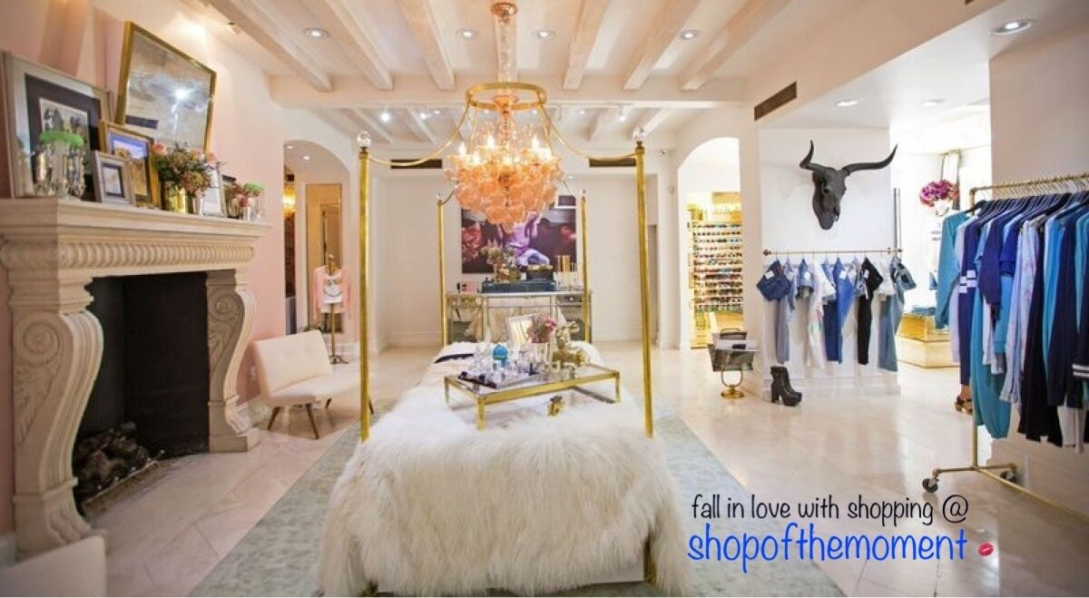 Shop of the Moment