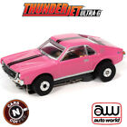 NEW Auto World R31 1969 AMC AMX Pink HO Scale Slot Car FREE US SHIP