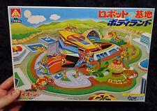 SAIKYO ROBO DAIOJA ROBOT BASE BODY LAND AOSHIMA MODEL KIT