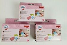 3 HABA Little Friends Set of 4 (12 Total) Assorted Rugs Dollhouse Accessory NEW
