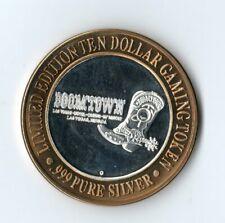 Boomtown  Casino Limited Edition Silver Strike