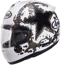ARAI AXCES II COMET WHITE - LARGE