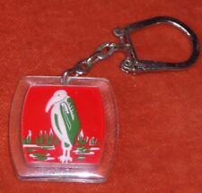 Porte-clé Keychain Le Marabout Poivre et épices BORDEAUX BOURBON ? Courtois ?