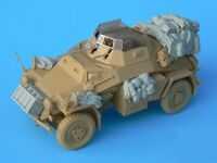1/35 Resin Sd.Kfz.223 Armored Car Stowage & Accessories Unpainted QJ080