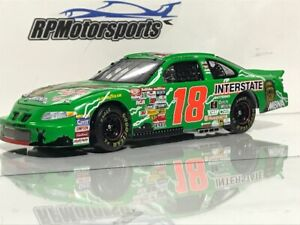 ONE OF A KIND * AUTOGRAPHED  #18 BOBBY LABONTE * VIRGINIA 500 WIN @ MARTINSVILLE