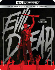 Evil Dead 2 [New 4K UHD Blu-ray] With Blu-Ray, 4K Mastering, Ac-3/Dolby Digita