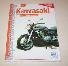 Reparaturanleitung Kawasaki ER 5 Twister - ab Modelljahr 1997!