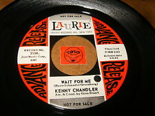 KENNY CHANDLER - WAIT FOR ME - HEART  / LISTEN - TEEN ROCK