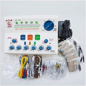 Hwato Nerve/ Muscle Stimulator SDZ-II electronic acupuncture massage pulse excit