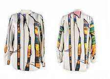 NWT~3.1 Phillip Lim~Breakthrough Moments~Embellished Collarless Blouse~2~$750