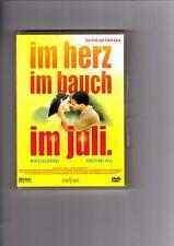 Im Juli vom Fatih Akin mit Moritz Bleibtreu / DVD #14416
