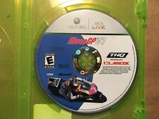 MotoGP '07 (Microsoft Xbox 360, 2007)VG (Disc Only) Works Great Ships Fast