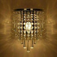 Home Modern Kristall Wandlampe Wandleuchte Flurlampen Kronleuchter Innenleuchte