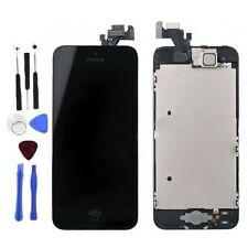 Black LCD Lens Touch Screen Display Digitizer Assembly for iPhone 5 5g Tool Kit