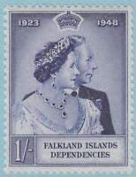 Falkland Islands IL25 Mint Never Hinged OG ** - No Faults Very Fine!!!