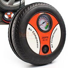 Cheap Mini Portable Electric Air Compressor Pump Car Tire Inflator 12V ONGLY 60