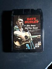 Dave Dudley- Six Days on the Road- 8 Track Tape
