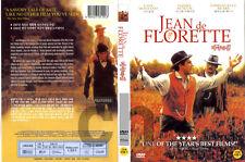 Jean de Florette (1986) - Claude Berri, Yves Montand, Gérard Depardieu  DVD NEW