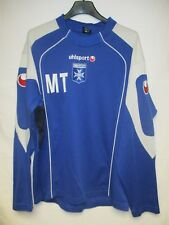Sweat / Maillot entrainement porté A.J AUXERRE Uhlsport shirt training M