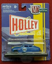 M2 Machines 1949 Mercury Custom Auto-Drivers 1:64 Scale R61 19-18