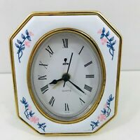 Vintage Elite Small Quartz Clock Spares &/Or Repairs