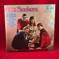 THE SEEKERS The Four & Only Seekers 1969 UK Vinyl LP EXCELLENT CONDITION B