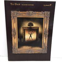 Scissor Sisters Ta-Dah Songbook Sheet Music Piano Guitar Chords Lyrics