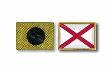 pins pin's flag national badge metal lapel hat button vest usa alabama