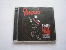 cd renaud: tournée rouge sang paris bercy hexagone 2 CD