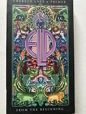 "Emerson,lake &palmer, 6 CD Box Set ""from The Beginning"""