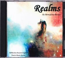 REALMS Instrumental Music CD Album, haunting, Ethereal, Atmosphere, Instrumental