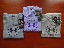 Under Armour Women's Freedom Tri-Blend Hoody NWT!!! July 4th