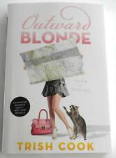 New Trish Cook Outward Blonde Arc Uncorrected Proof